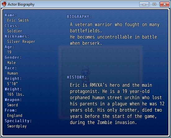 Rpg Maker Xp Custom Battle Scripts: A World Of RPG Maker Scripts